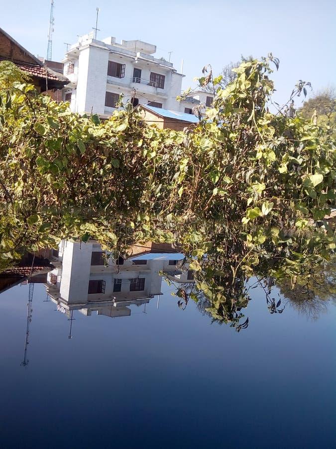 Hoise озера бортовое стоковая фотография rf