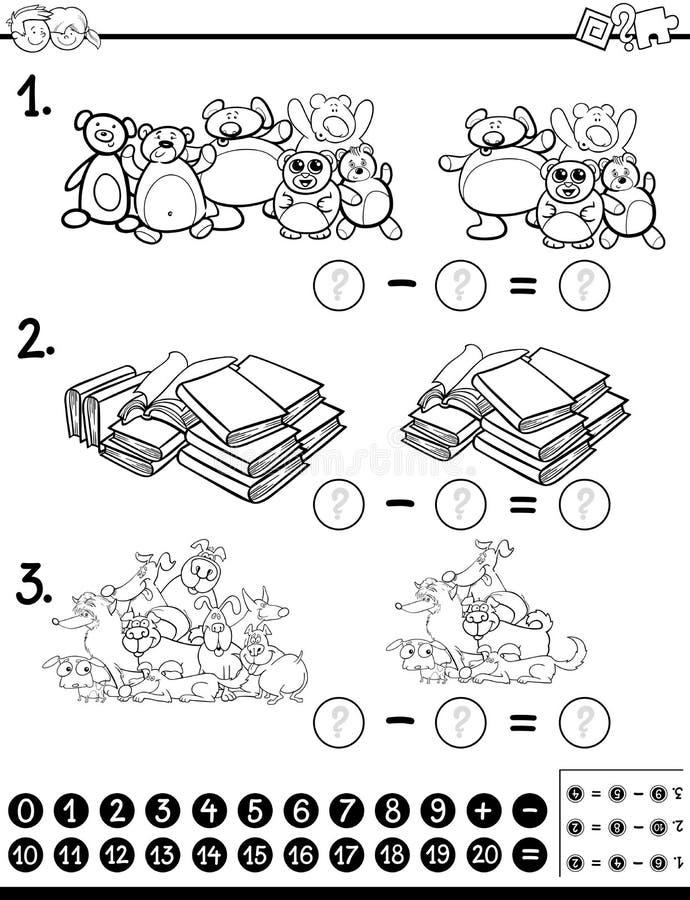 Famoso 7 Hojas De Trabajo De Matemáticas Inspiración - hojas de ...