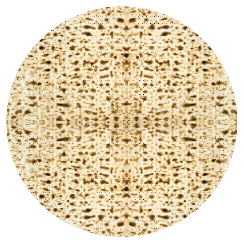 Hoja judía tradicional de Matzoth para la pascua judía Seder foto de archivo libre de regalías