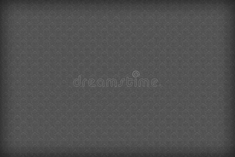 Hoja oscura de Gray Background fotografía de archivo libre de regalías
