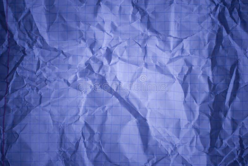 Hoja violeta ajustada del cuaderno fotos de archivo