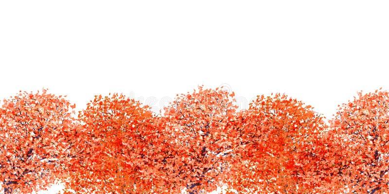 Hojas de otoño del material de Japón fotografía de archivo
