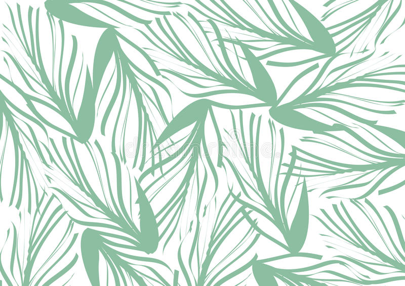 Hojas naturales verdes abstractas papel pintado y fondo for Papel pintado hojas verdes