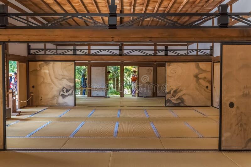 Download Hojo Bij Ryoanji-Tempel In Kyoto Redactionele Stock Foto - Afbeelding bestaande uit november, sliding: 39115923