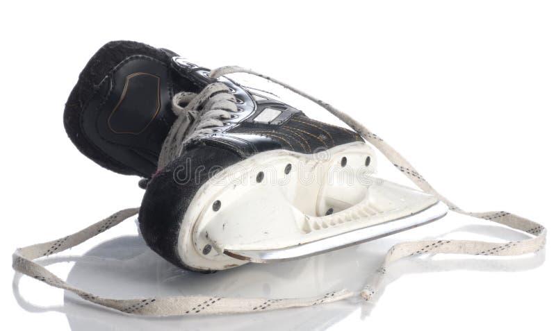 hokej łyżwa zdjęcie royalty free