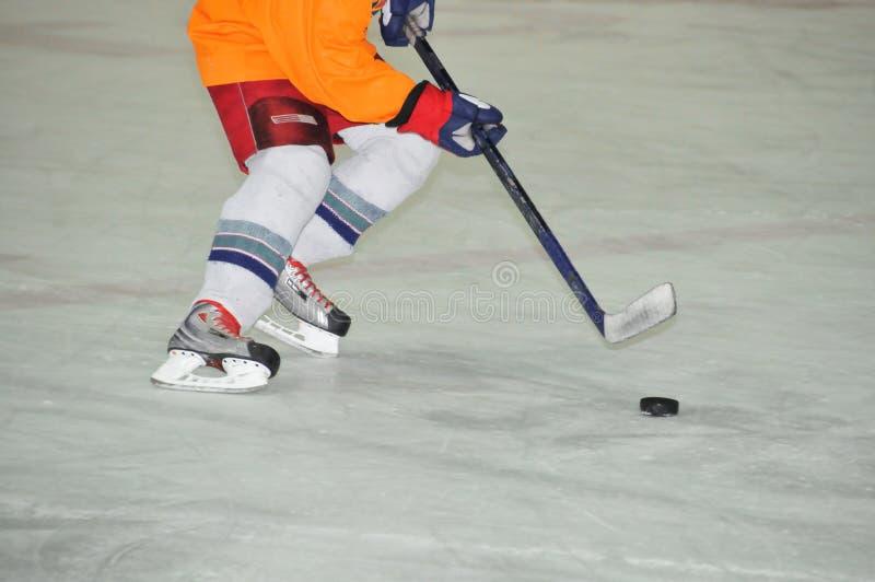 hokej zdjęcia stock