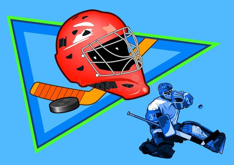 hokej fotografia stock