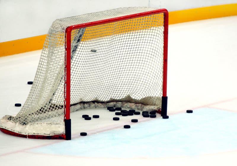 hokej sieć zdjęcia royalty free