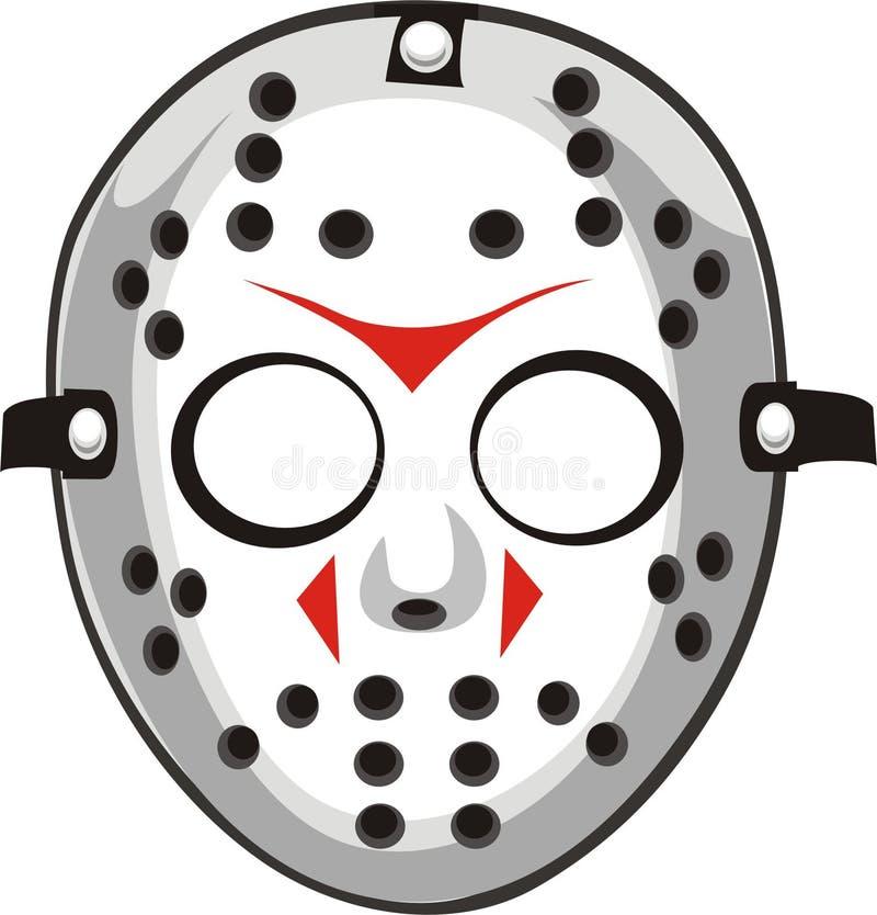 hokeja maski wektor royalty ilustracja