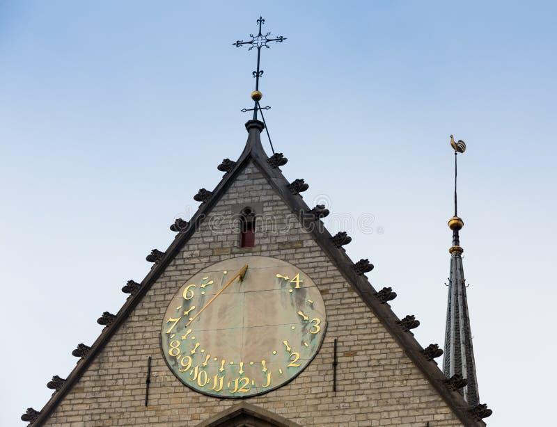 Holanda, Amsterdão, vista da fachada central da estação de trem fotos de stock