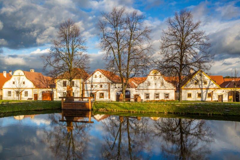 Holasovice fotografia de stock royalty free