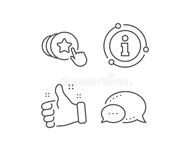 Hold heart line icon. Friends love sign. Brand ambassador hand. Vector. Hold heart line icon. Chat bubble, info sign elements. Friends love sign. Brand vector illustration