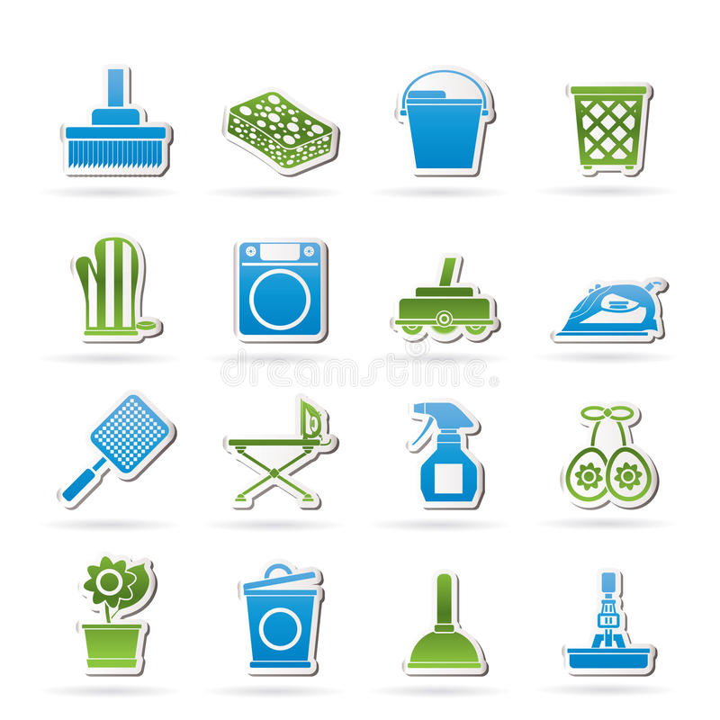 Free Hold Objects And Tools Icons Stock Image - 23694281