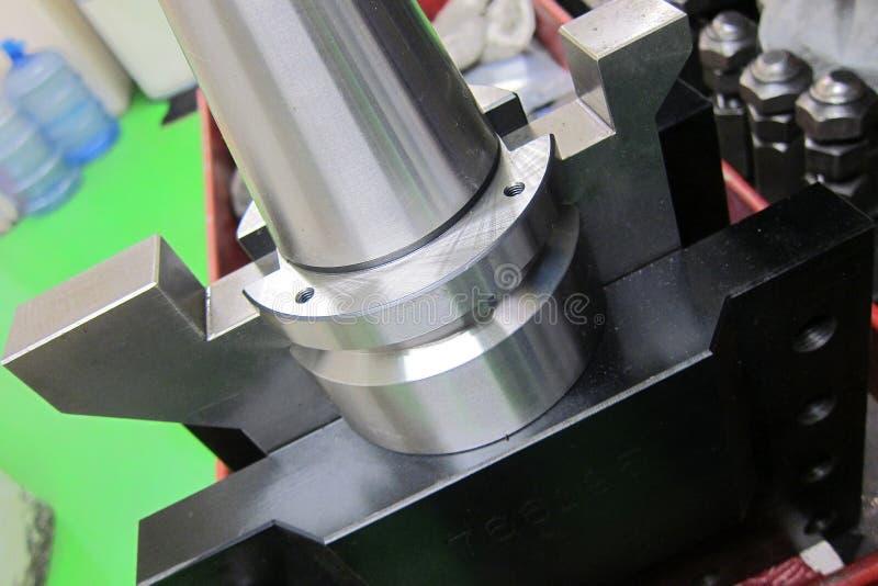 Holder. BT Holder tool of Lathe CNC machine royalty free stock image
