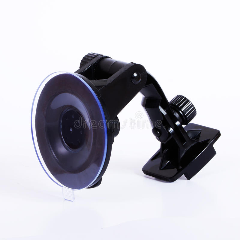 Holder camcorder Go Pro Head Strap. Holder camcorder compatible with GoPro Head Strap - EL PGV23 royalty free stock photos