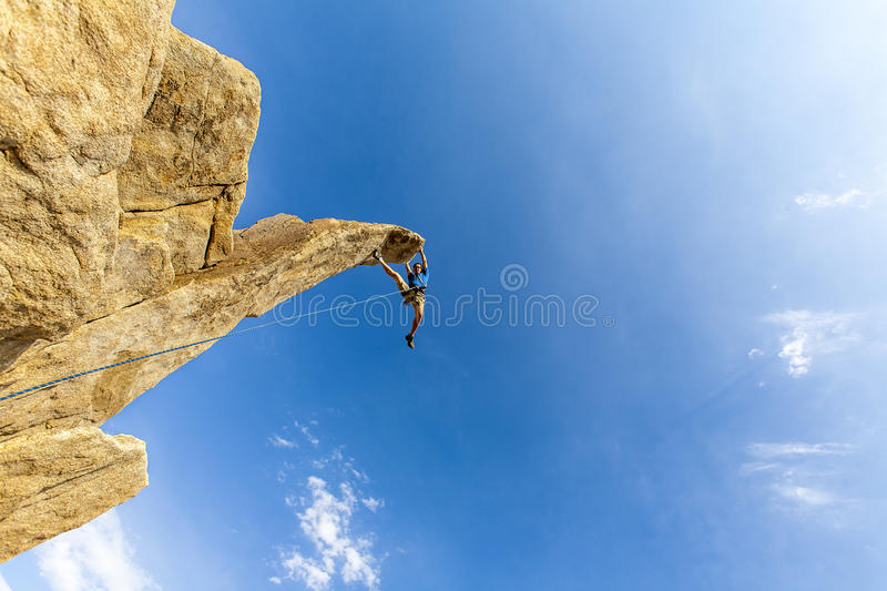 Download Holding On. Stock Photo - Image: 25292450