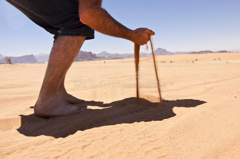 Download Holding Back The Hands Of Time Stock Image - Image: 20087415
