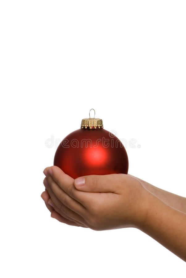 Download Holding A Bulb Royalty Free Stock Photography - Image: 1706547