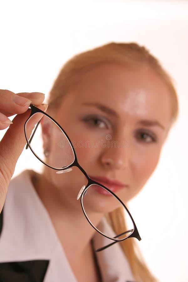 Holding-Gläser lizenzfreie stockfotos