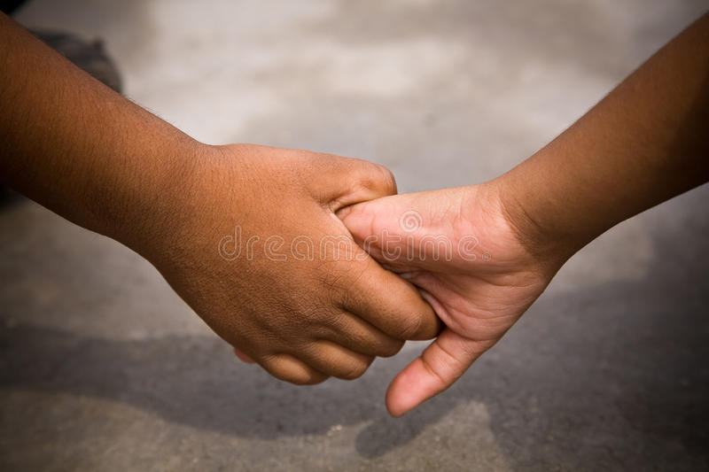 Download Holding Hands stock image. Image of friends, friendship - 21284787