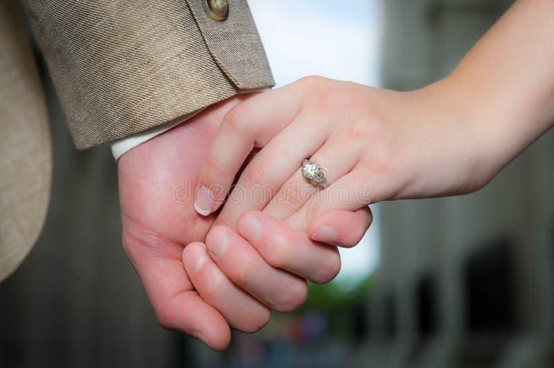 Download Holding Hands stock image. Image of suit, fingernails - 25621189
