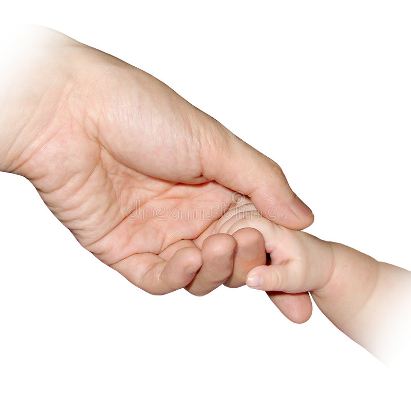 Download Holding hands stock photo. Image of child, generations - 5035852