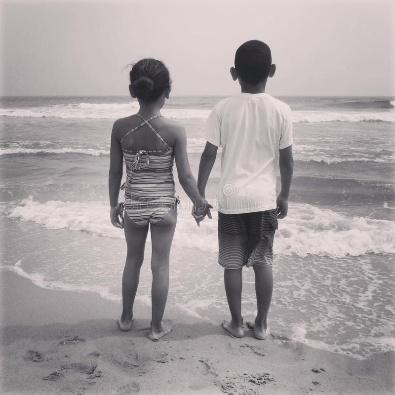 Download Holding Hands Editorial Image Of Kids White