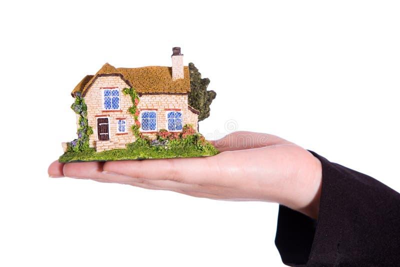 Halten Des Hauses Kostenlose Stockbilder