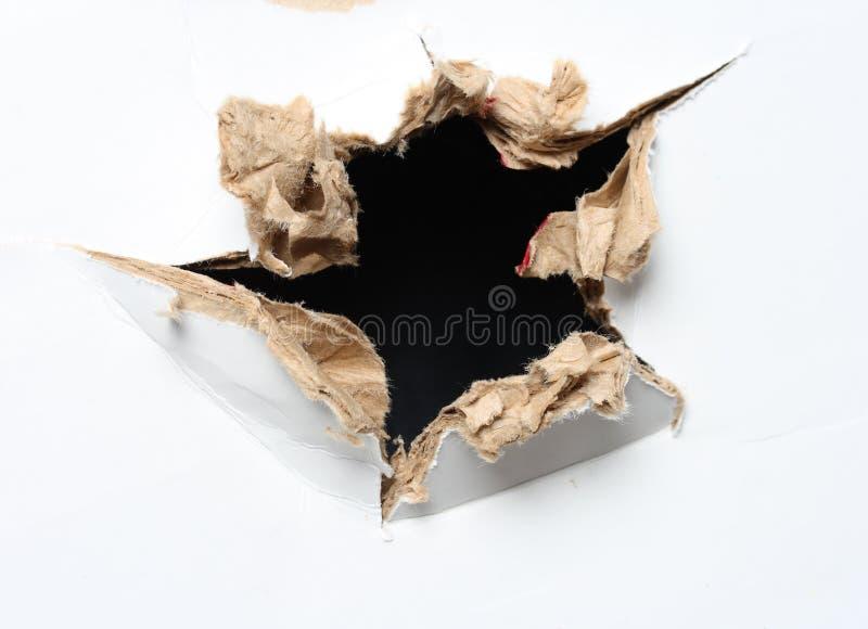 Hole stock images