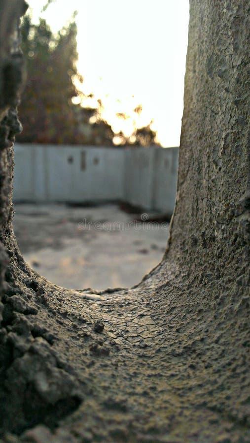 A hole beautyful veiw stock photos