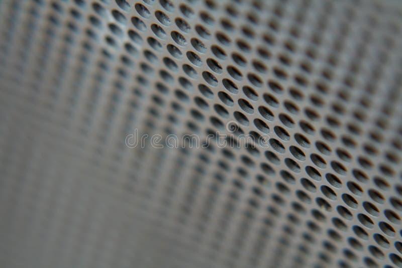 Hole on hole stock image