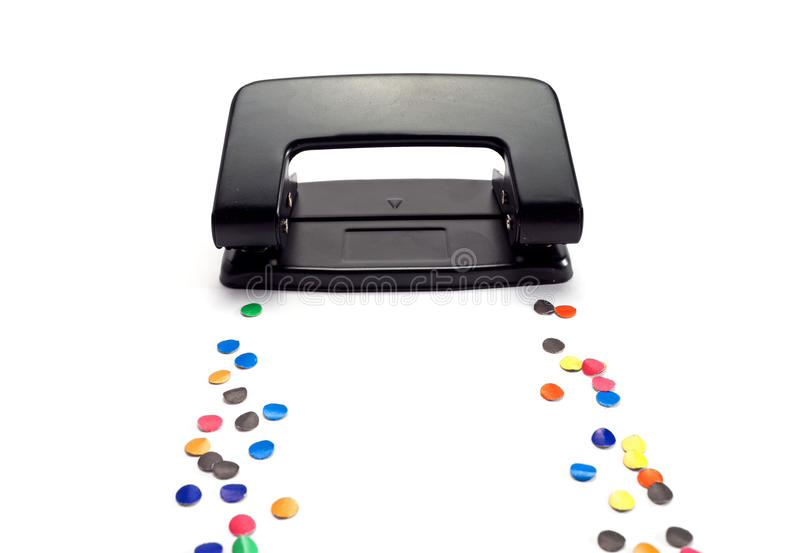 Download Hole puncher. stock image. Image of accessory, punch - 20835127