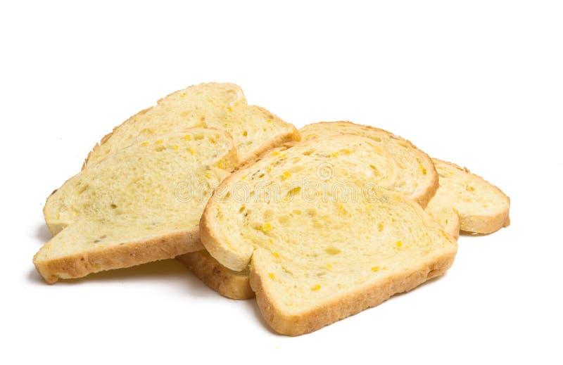 Holenderski chleb odizolowywający zdjęcie royalty free