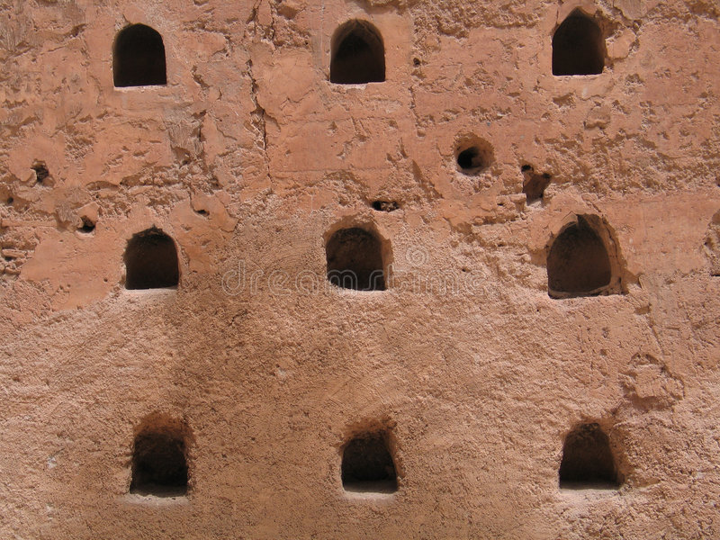 Holes in the Wall royalty free stock images