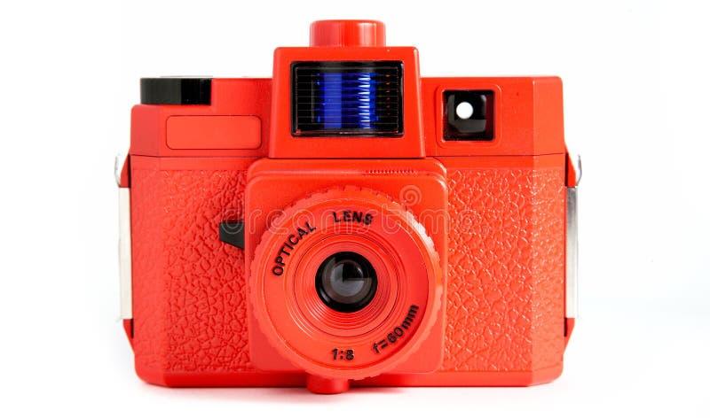 Holga rouge photos libres de droits