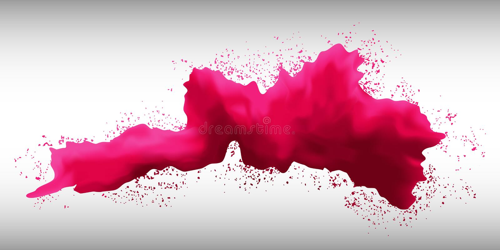 Holi. Background for card, banner, web design, poster. Abstract banner. royalty free stock images