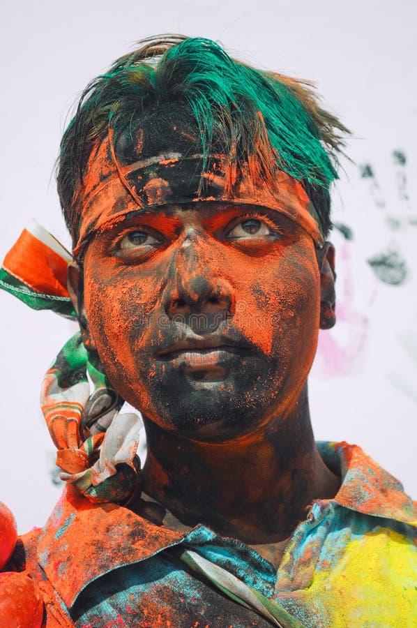 Download Holi Celebrations In India. Stock Image - Image: 24021993