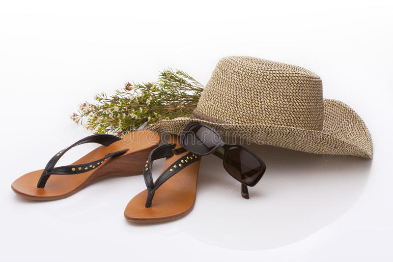 Download Holiday accessories stock photo. Image of footwear, holiday - 25293060