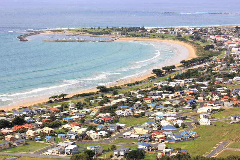 Download Holiday in Apollo bay stock photo. Image of apollo, relaxing - 24178582