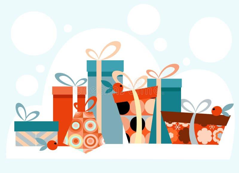 Holiday background stock image