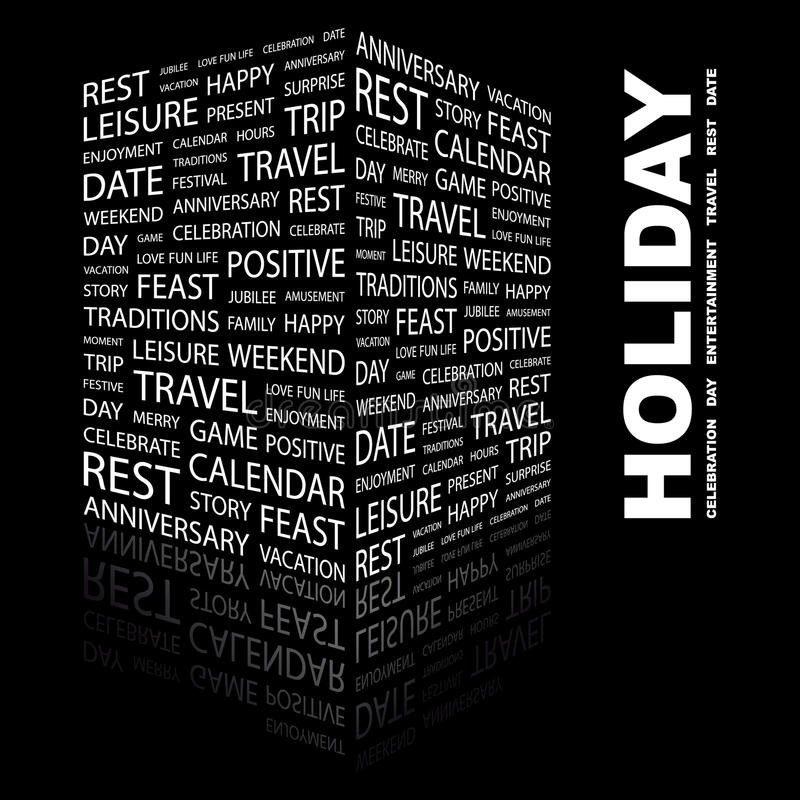Download HOLIDAY. Royalty Free Stock Photography - Image: 35659547