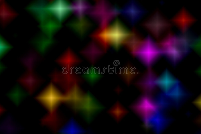 Holiday background dark II vector illustration