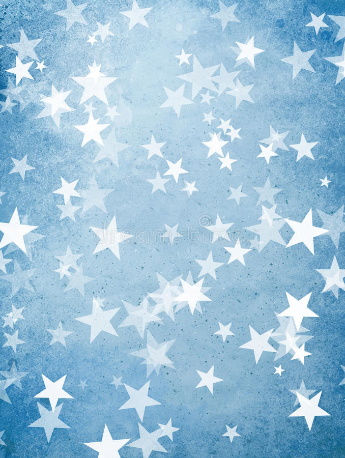 Download Holiday Background With Stars Stock Illustration - Image: 12829144