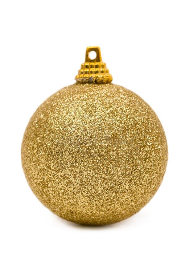 Holiday ball stock image