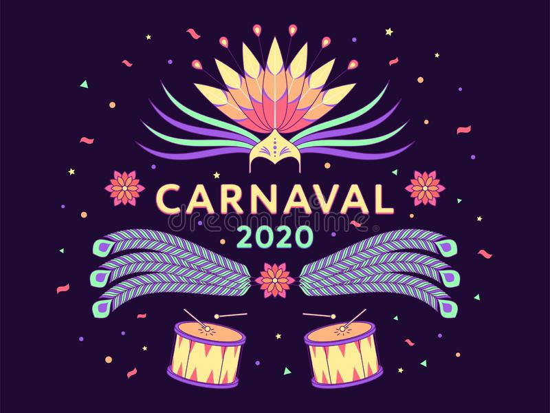 Image result for carnevale 2020 hispanic