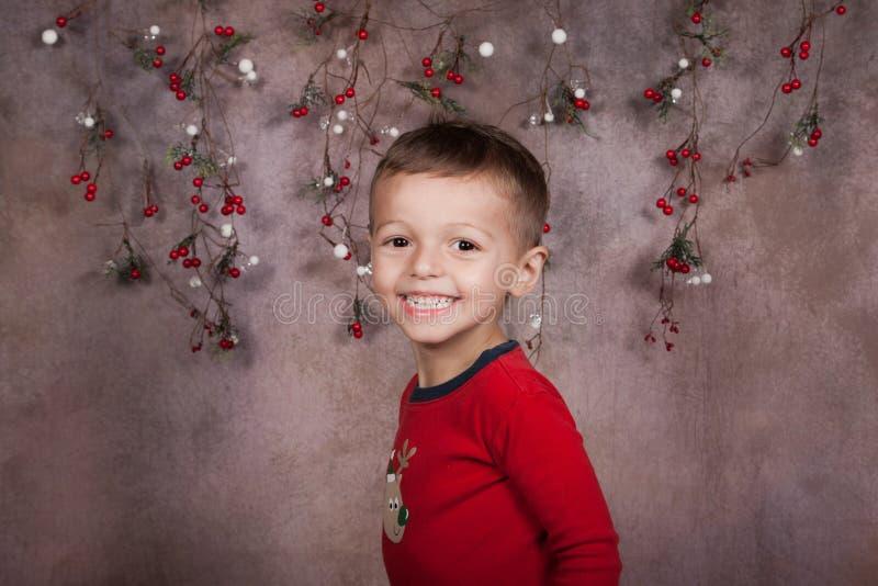 Holiday boy royalty free stock photos