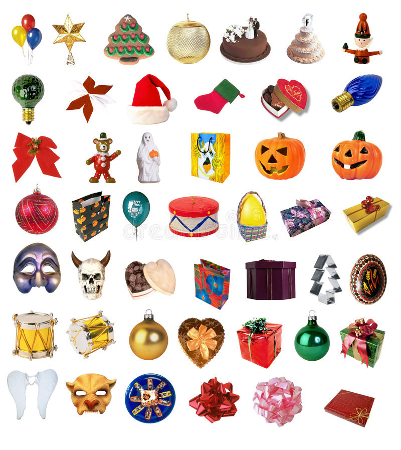 holiday clipart collection stock illustration illustration of rh dreamstime com holiday clipart images holiday clipart images