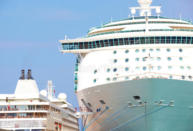 Holiday Cruise Liner Stock Photos