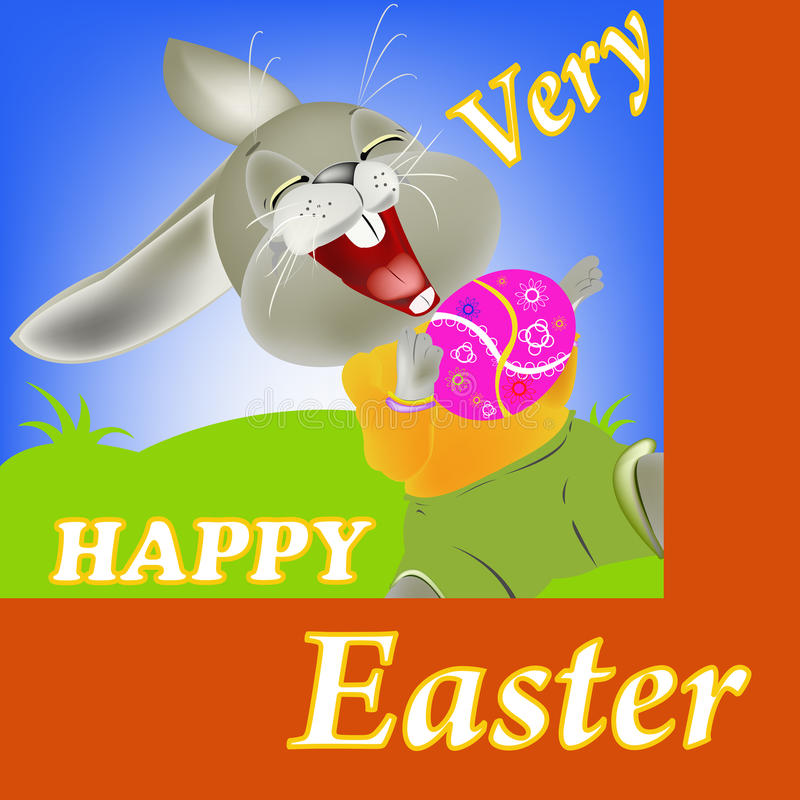 Download Holiday easter stock illustration. Illustration of nature - 39509549