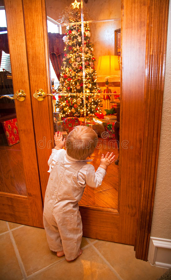 Download Holiday Excitement stock photo. Image of child, anticipation - 27295352